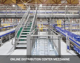 Mezzanines: Elevated Work Platforms and Steel Structures   Cogan