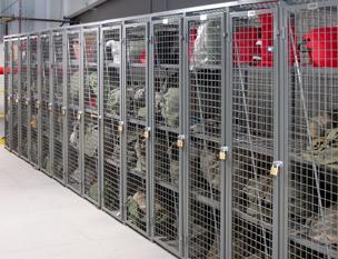Industrial And Residential Storage Lockers Cogan