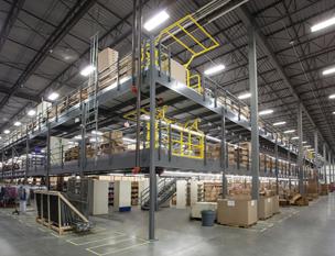 Mezzanines and Work Platforms   Cogan